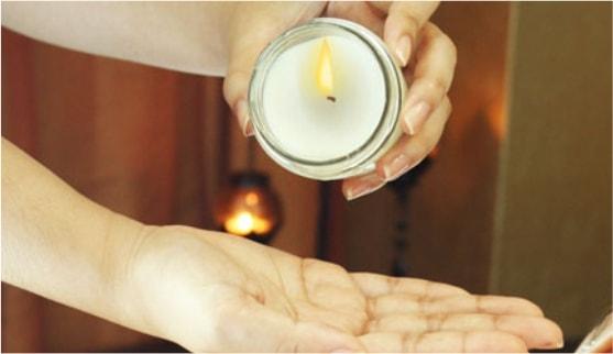 Candle e Reflexologia